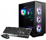 MSI Aegis RS Tower Gaming Desktop (i7-11700K RTX 3080 16GB 1TB SSD + 2TB HDD 11TE-089US) $2549.99