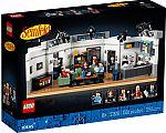 lego idea Seinfeld 21328 $79.99, Lego Tulips 9.99