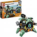 LEGO Overwatch Wrecking Ball 75976 Building Kit (227-Pcs) $15