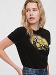 Gap Factory - Women's T-Shirt $3.48 (86% Off)
