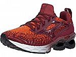 Mizuno Men's Wave Creation WAVEKNIT 2 Running Shoe $75 and more