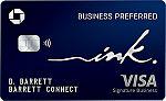 Ink Business Preferred® Credit Card - Earn 100,000 Bonus Points