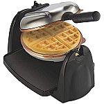 Hamilton Beach Belgian Waffle Maker w/ Removable Nonstick Plates $30 & More