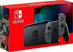 Nintendo Switch 32GB Console Gray Joy-Con (Seller refurbished) $215