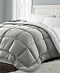 Blue Ridge Reversible Down Alternative Comforter (All Sizes) $22 & More