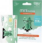 Mint Mobile 3 months 10GB/mo Phone Plan $30