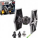 LEGO Star Wars Imperial TIE Fighter 75300 New 2021 (432-Pcs) $32
