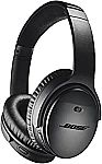 Bose QuietComfort 35 II Wireless Bluetooth Headphones $195