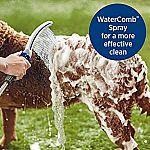 Waterpik PPR-252 Pet Wand Pro Shower Sprayer Attachment $22.35