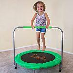Skywalker Trampolines 36-Inch Bouncer Trampoline (Green) $23