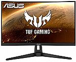 """ASUS TUF Gaming VG27VH1B 27"""" FHD Curved Monitor $269"""