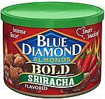 6-oz Blue Diamond Almonds (Sriracha) $2.30