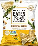 16-Count Off the Eaten Path Hummus Chips $5.63