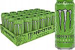 24-Pk 16-oz Monster Energy Ultra Paradise Energy Drink (Sugar Free) $26