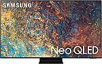 """Samsung 65"""" Class QN90A Neo QLED 4K Smart TV (2021) $1599 (EPP, EDU, PerksAtWork)"""