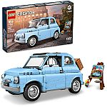 LEGO Creator Expert Fiat 500 Baby Blue Exclusive 77942 $95 Shipped