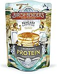 16-oz Birch Benders Pancake and Waffle Mix (Protein) $3.25 & More