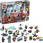 LEGO Marvel The Avengers Advent Calendar 76196 Building Kit (New 2021) $39.99