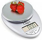 Ozeri ZK12 Pro Digital Kitchen Food Scale $5.87