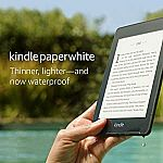 Kindle Paperwhite 8GB $30 w/Student Discount