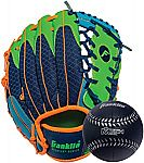 "Franklin Sports 9.5"" Right Hand Throw Glove & Foam Ball Set $6.58"