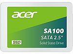 960GB Acer SA100 Solid State Drive (SSD) $63.99
