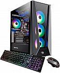 iBUYPOWER Trace MR Gaming Desktop (RTX 3080 10GB i7-11700KF) $2500