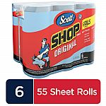 6 Count Scott Professional Multi-Purpose Shop Towels $10