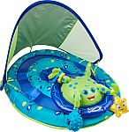 SwimWays Baby Spring Float Activity Center w/ Canopy $11.62