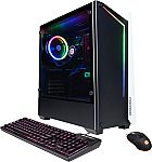 CyberPowerPC Gamer Supreme Liquid Cool MSAAG4000 Gaming Desktop (i7-11700F RTX 3060 16GB 1TB SSD) $1649.99