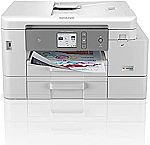 Brother MFC-J4535DW INKvestment Tank All-in-One Color Inkjet Printer $199.99