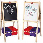 Cra-Z-Art Kids' 3-in-1 Standing Easel $24.97