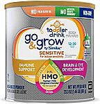 3-Ct Similac Go & Grow Toddler Milk-Based Powder $64 and more