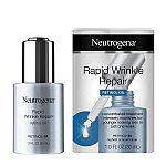 1-Oz Neutrogena Rapid Wrinkle Repair Anti-Wrinkle Retinol Face Serum Oil $12.83