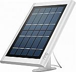 (Back) Ring Solar Panel White  (Used Very Good) $21