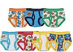 7-Ct Sesame Street Boys' Underwear (18-Month, 2T-3T, 4T) $6.30