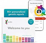 23andMe Ancestry + Traits Personal Genetic Test $59