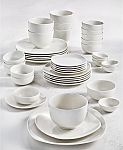 42-Piece Tabletops Unlimited Dinnerware Sets (Service for 6) $40 Shipped