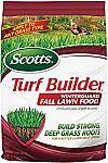 Scotts Turf Builder 12.5 lb. 5000 sq-ft WinterGuard Fall Lawn Fertilizer $16.40