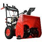 PowerSmart 24 in. 212cc 2-Stage Electric Start Gas Snow Blower $479 and more