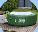 Coleman 90363E SaluSpa Inflatable Hot Tub Spa $349.99