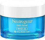 1.7-oz Neutrogena Hydro Boost Hyaluronic Acid Hydrating Water Gel Face Moisturizer $10