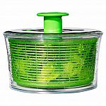 OXO SoftWorks Salad Spinner $15