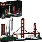 LEGO Architecture Skyline Collection 21043 San Francisco Building Kit $40.99