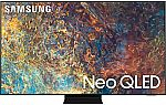"Samsung 85"" Q90A TV + Galaxy Buds Live $2960 (Edu/EPP Required)"