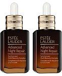 Estee Lauder ANR Serum 1.7-oz Duo + Free 7-Pc Gifts  + 2 Free Full Size Eye Creme $153 and more