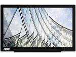 "AOC 15.6"" I1601C FHD IPS USB-C Portable Monitor $99.99"