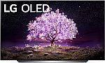 """LG 65"""" C1 Series 4K UHD OLED TV with Allstate Protection Plan + $100 Streaming Credit $1800"""