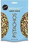 6-oz Wonderful Pistachios No Shells Bag (Roasted, BBQ, Chili) $4.75