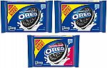 OREO Original & OREO Double Stuf Chocolate Sandwich Cookies Variety Pack $8